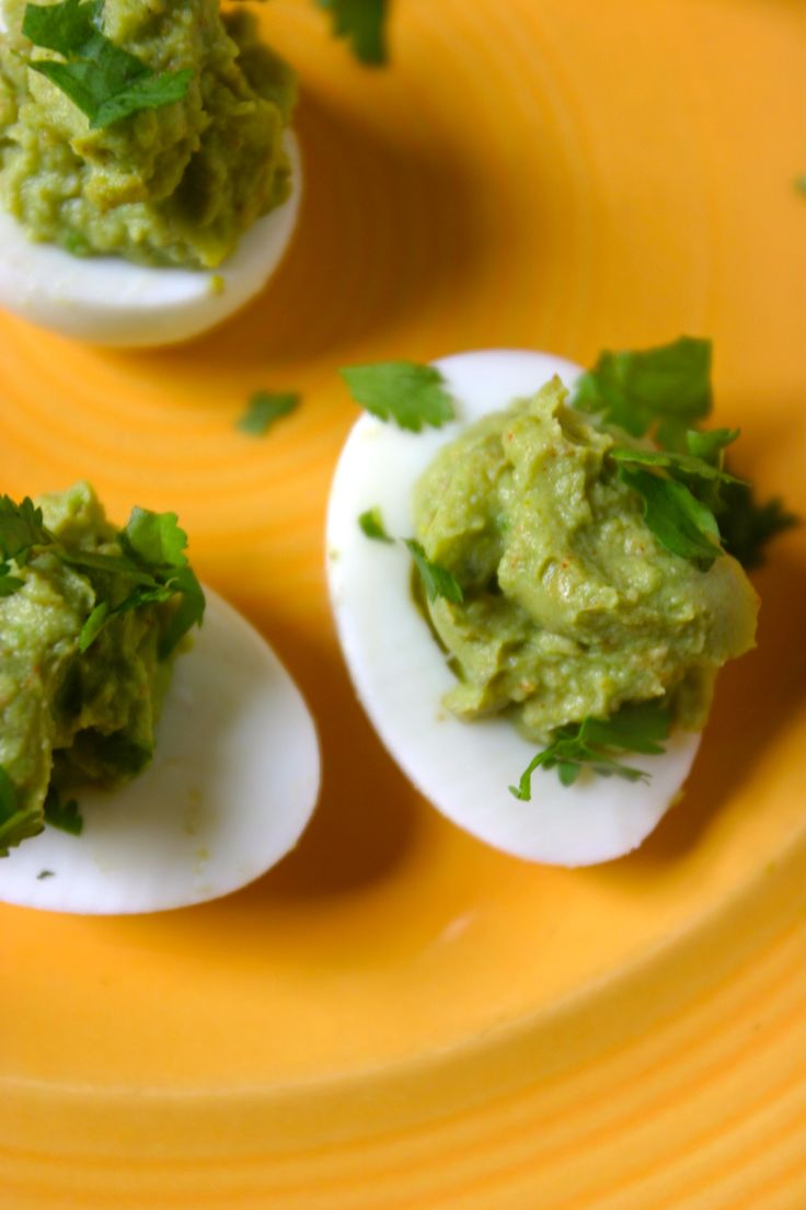 ... on Pinterest | Guacamole deviled eggs, Pepperoni and Paleo meatloaf