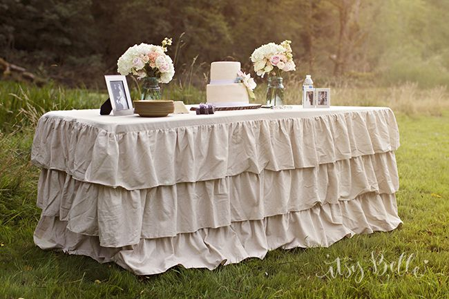 Rustic Wedding Picnic Vow Renewal ‹ Itsy BelleItsy Belle