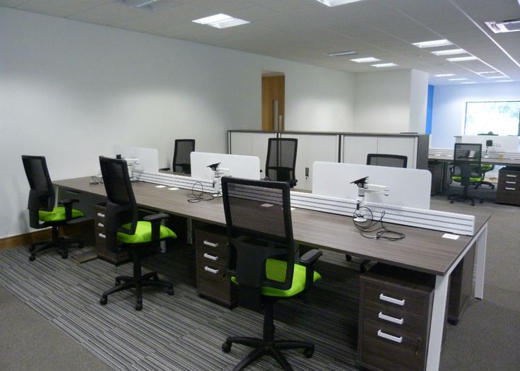 View The Office Furniture Design Solution We Created For Morris And  Spottiswood, Take Inspiration For Your Office Furniture Project