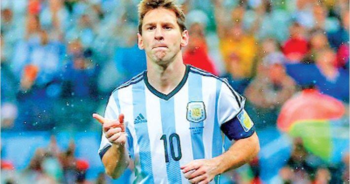 Argentina deserve to be final: #LionelMessi #copa100 #copa2016 #ca2016 #copaamerica #centenario #football #soccer Lionel Messi Said Argentina deserves to be Copa America Centenario champion - Copa America 2016...