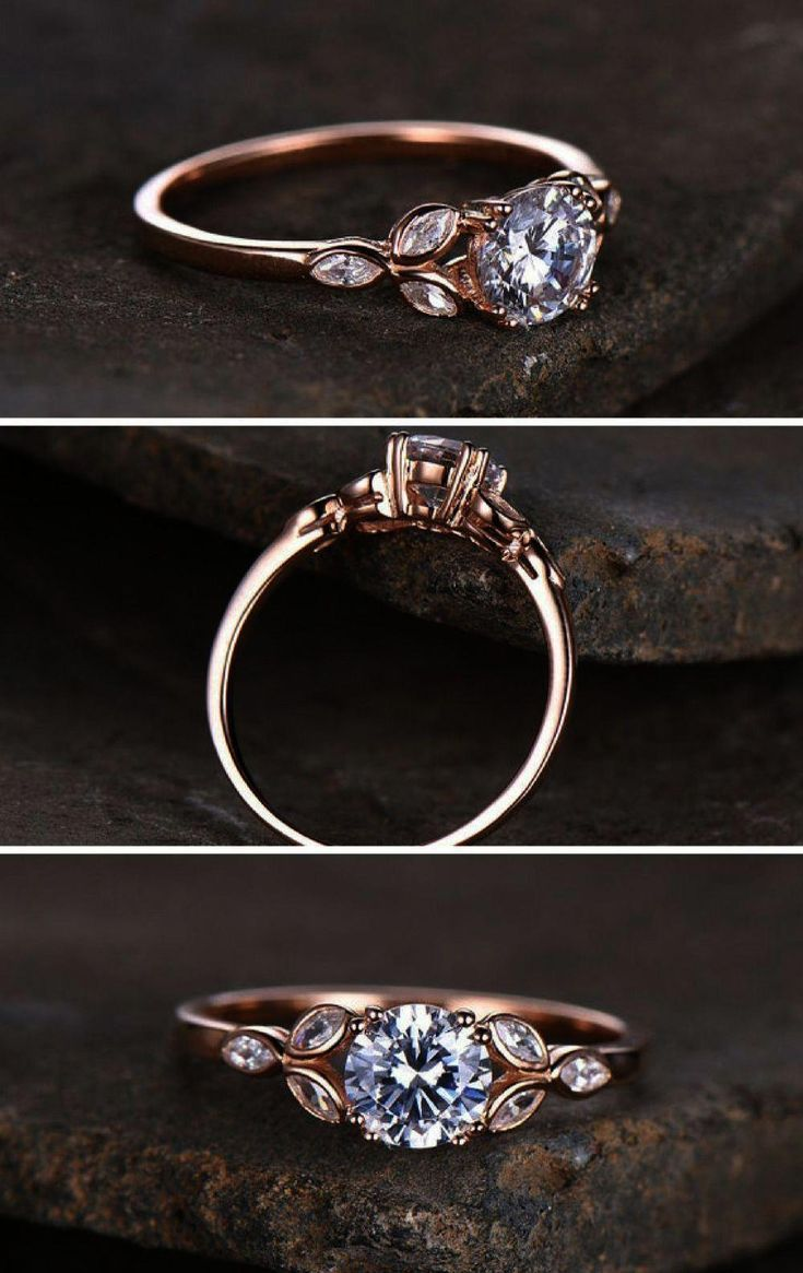Gemstone Rings | Where To Get Wedding Rings | Victorian Engagement Rings 2019011…