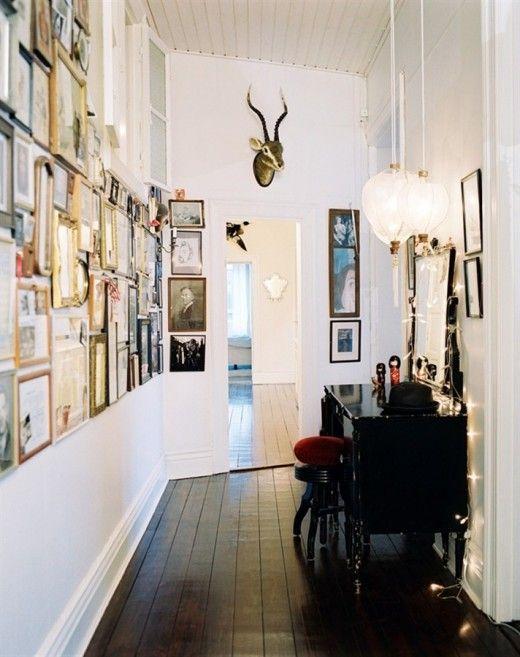 ELLE Decoration hemma hos Nina Persson i New York.