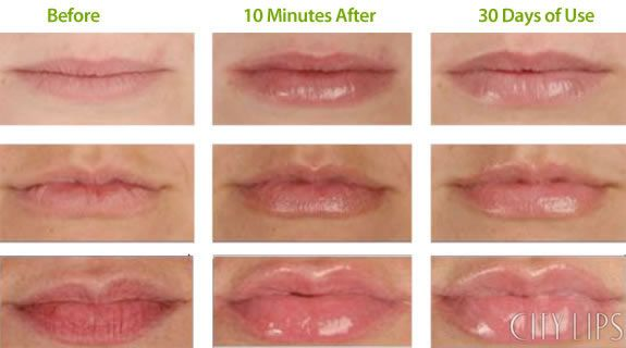 A Weird Trick To Transform   Your Lips?    Does it really work?  Here's a quick video with the results...