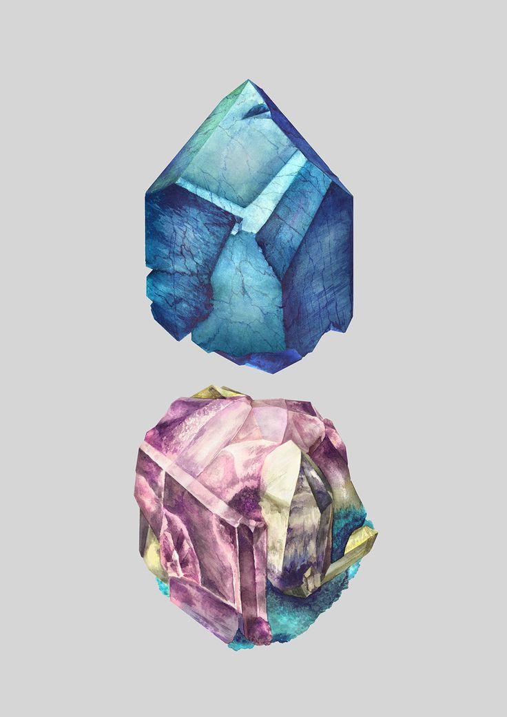 Karina Eibatova | A R T N A U | #art #crystal