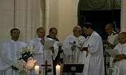 Jornal Hoje - Santa Maria celebra missa de sétimo dia em memória de vítimas de incêndio   globo.tv