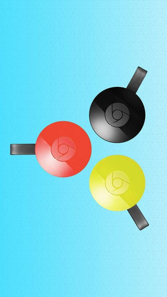 Here's how Google's new Chromecast dongle stacks up against the competition