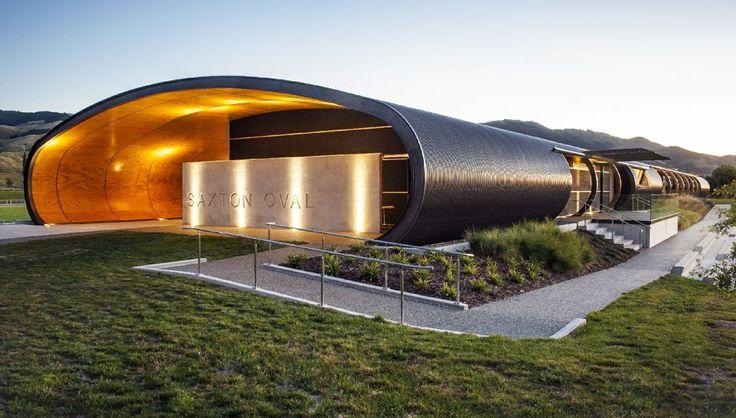 Saxton pavilion stoke nelson arthouse architects for Landscape architects wellington