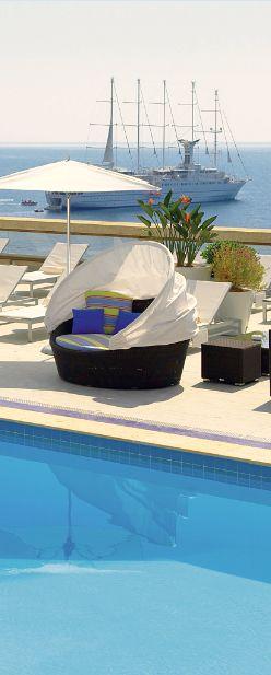 #Jetsetter Daily Moment of Zen: Fairmont Monte Carlo in Monte-Carlo, #Monaco