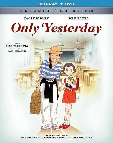 Only Yesterday [Blu-ray/DVD] [2 Discs] [Eng/Jap] [1991] - Front_Standard