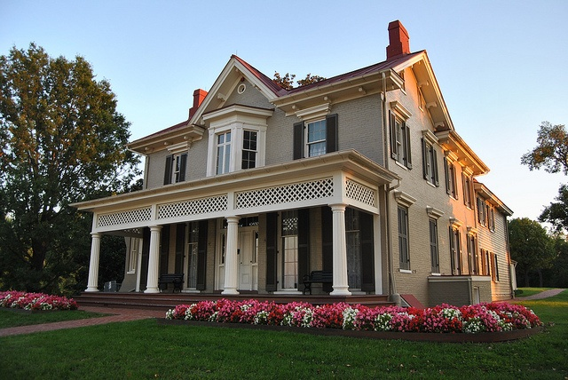 Tour Of Frederick Douglass House National Historic Site