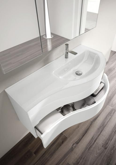 Bathroom furniture Smyle by Blob