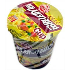 Ottogi Small Bekse Curry Cup Ramen