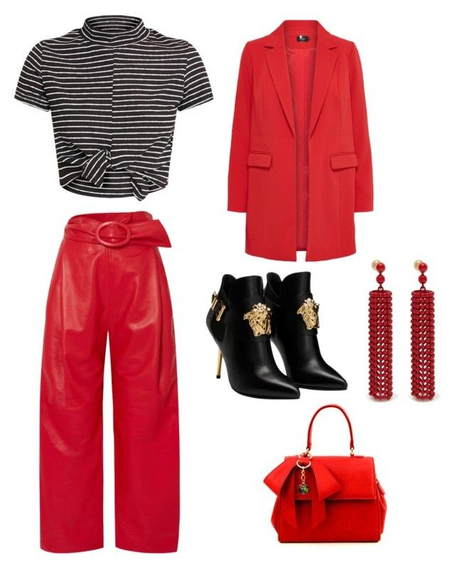 """""""Untitled #172"""" by denisapurple on Polyvore featuring Carmen March and Mulberry"""