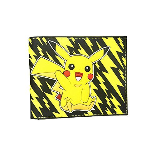 New Super-Heroes Anime Pokemon Pikachu Bolts Mens Boys Wallet w/Gift box By Superheroes online. Find the  great Kipling Mens-Wallets from top store. Sku ykyq10141qnai76402