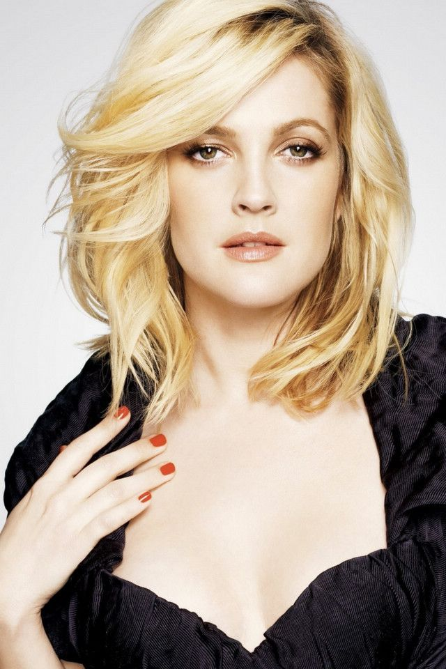 Drew Barrymore probably one of my fave actresses