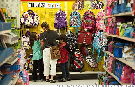17 states are rolling out sales-tax holidays just in time for the back-to-school shopping season, get ready for some tax-free shopping! http://money.cnn.com/2012/08/03/pf/taxes/sales-tax-holiday/index.htm?iid=SF_PF_River