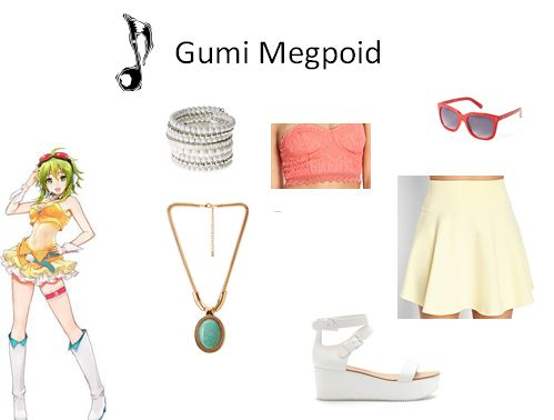 Gumi Megpoid Outfit <3
