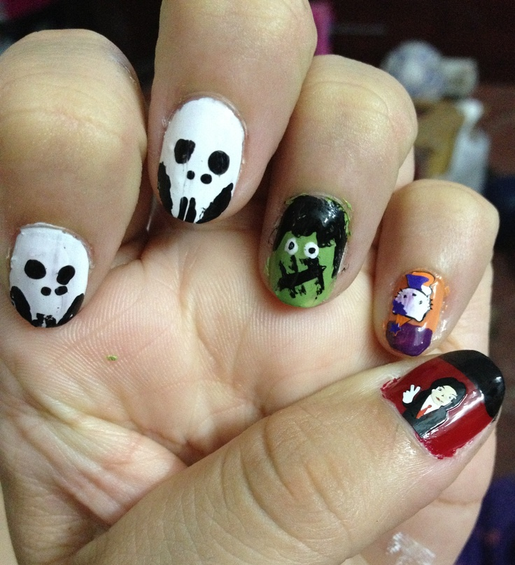 16 best images about MJ Nails... on Pinterest