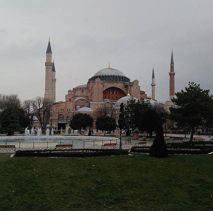 HAGIA SOPHIA AYASOFYA ISTANBUL TURKEY