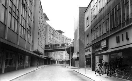 Fairfax Street 1965