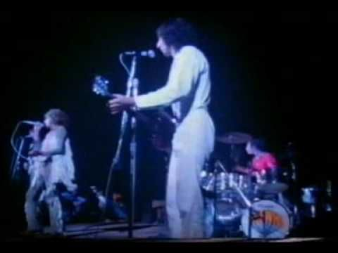 """The Who -- """"See Me, Feel Me"""" -- Live at Woodstock 1969...Daughtry, Townsend, Bohnam, and Enwhistle Brought Down """"The House"""" With This Great Tune From the Rock Opera, """"Tommy"""" At Woodstock....One View of This Great Clip Serves To Remind Us All What A Superior 60's Band The Who Was...WOW!!"""