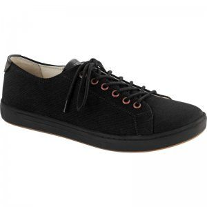 Birkenstock Arran Men Textil, Stoffschuhe, Stoff Schuhe, Flache Schuhe, Schwarze Schuhe, Sneaker, Halbschuhe