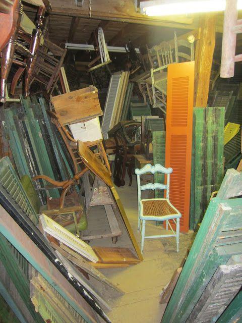 "Relaxshacks.com: ""Elmer's Barn of Used Junk and Dead ..."