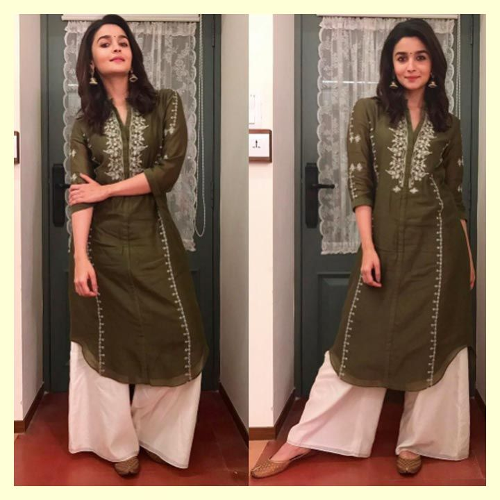 Alia Bhatt in AM:PM, MyFashgram