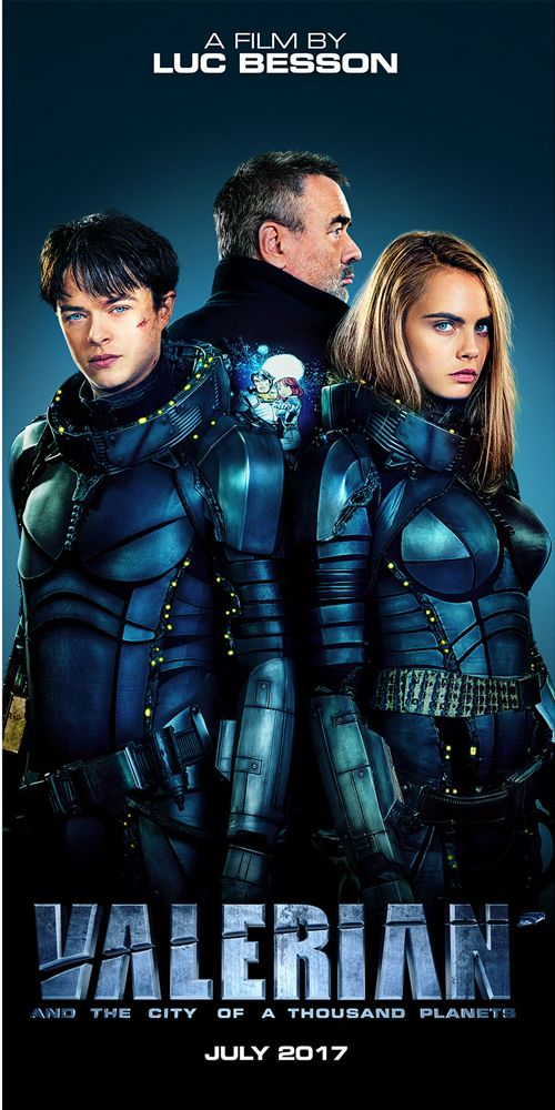 Buy Valerian and the City of a Thousand Planets