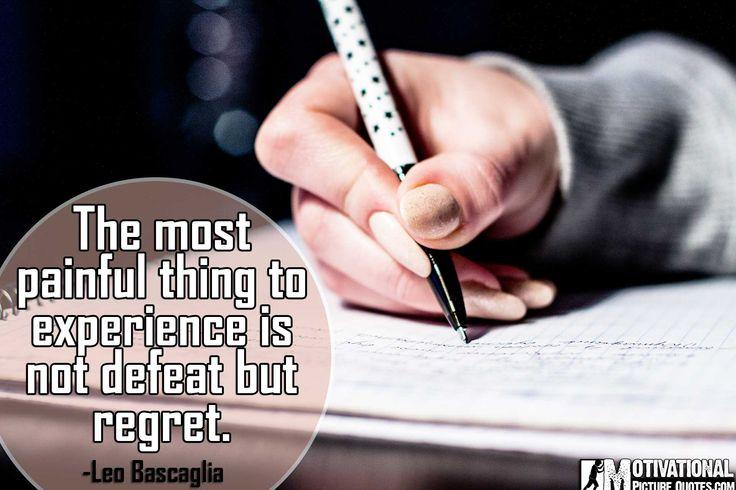 motivational exam quotes by Leo Bascaglia