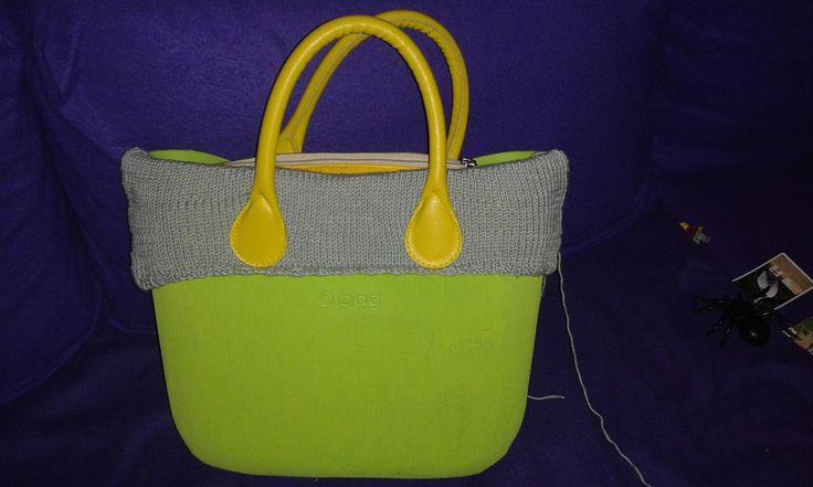O bag in winter time