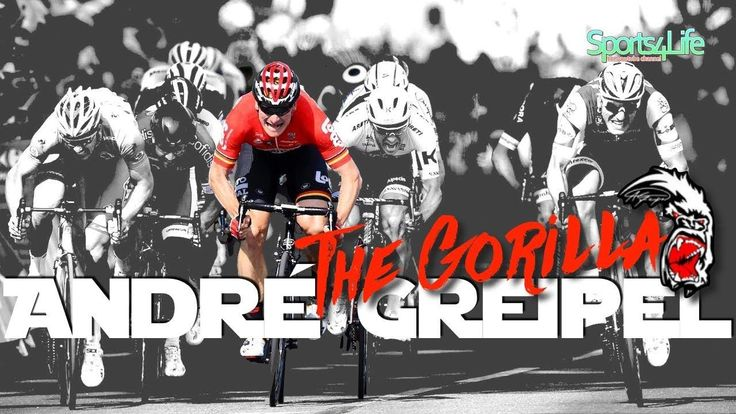 CYCLING MOTIVATION || Andre Greipel The Gorilla Cycling Motivation || let yourself be motivated https://cstu.io/ce670e #cyclemotivation