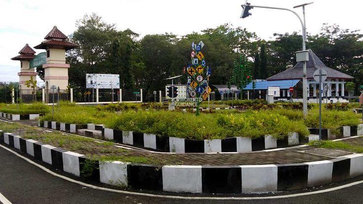Taman Edukasi Lalu-Lintas - Terminal Bulupitu – Purwokerto Guidance