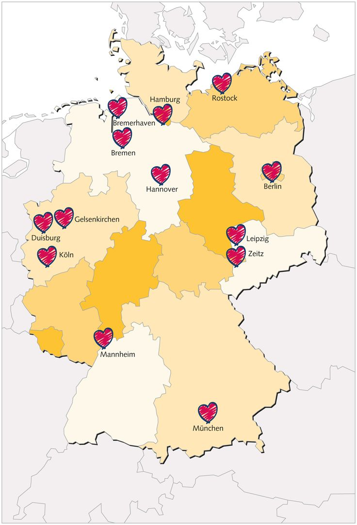 German Markets participating in LYLM 2015