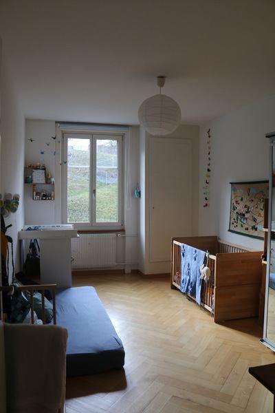 4 Zi Wohnung In Bern Weissenbühl Möbliert Temporär Wohnen Auf