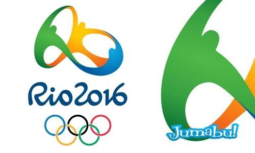 Logo Olimpiadas Rio 2016 Vectorizado