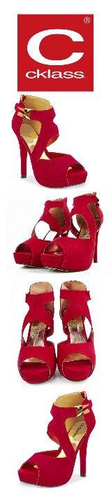 No existe nada más femenino y sexy que un lindo par de zapatos de color rojo. Los zapatos rojos son ideales para dar un toque de glamour a tus looks.  Conoce la línea completa de calzado #Cklass y     enncuentra el par perfecto para ti.