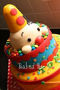1000+ images about BJ Cake Ideas on Pinterest