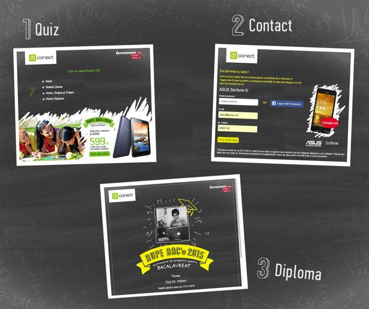 Rupe Bac'ul app, Granat digital agency case study