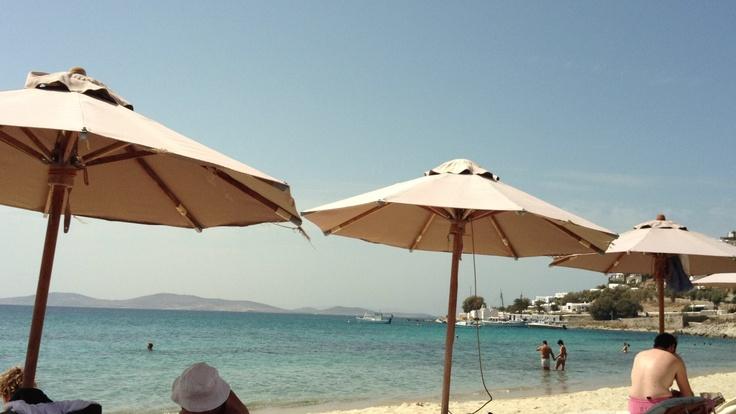"""Mykonos """"Hippie Fish"""" beach Indian Summer-as seen in movie Shirley Valentine!"""