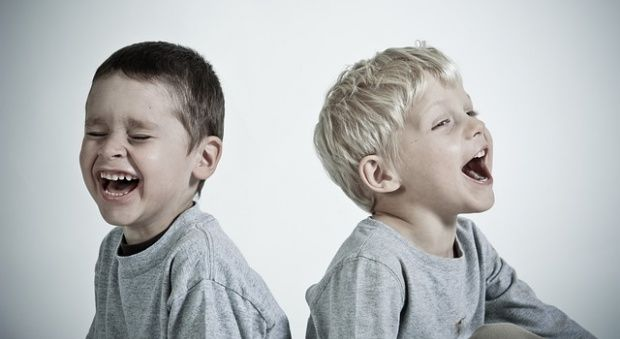 Όμορφα παιδικά χαμόγελα!