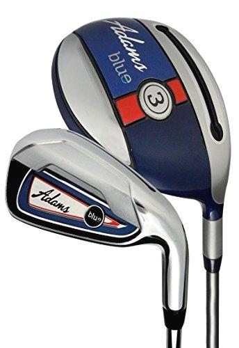 Spectacular Adams Golf- Blue Combo Irons Graphite (8 Club Set) https://www.discount-golf-irons.com/product/adams-golf-blue-combo-irons-graphite-8-club-set/ #GolfClubs #Adams