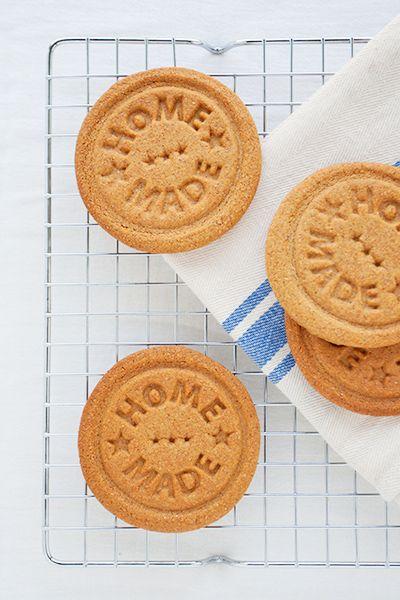 Ricetta Biscotti vegani integrali alla cannella - Labna