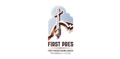 Во-первых Пресвитерианская церковь Форт-Лодердейл логотипом
