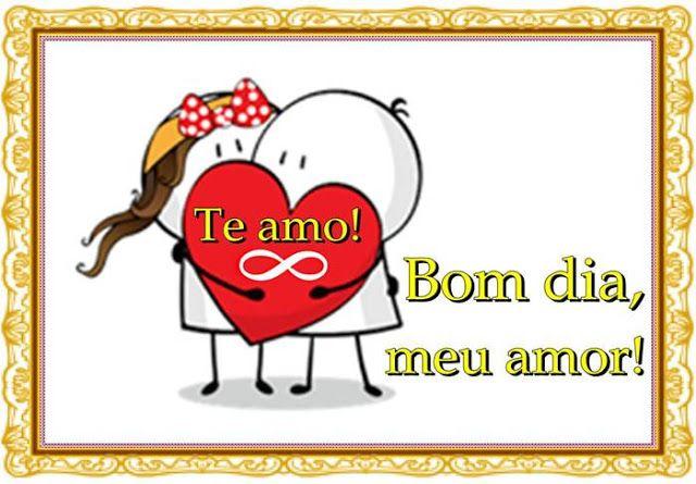 Cartoes Postais De Bom Dia Meu Amor Cartoes Postais Bom Dia
