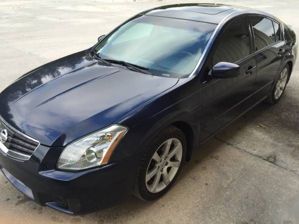2007 Nissan Maxima automatic sunroof new tires (Savannah) $4800: 2007 Nissan Maxima automatic sunroof push button start new tires runs and…