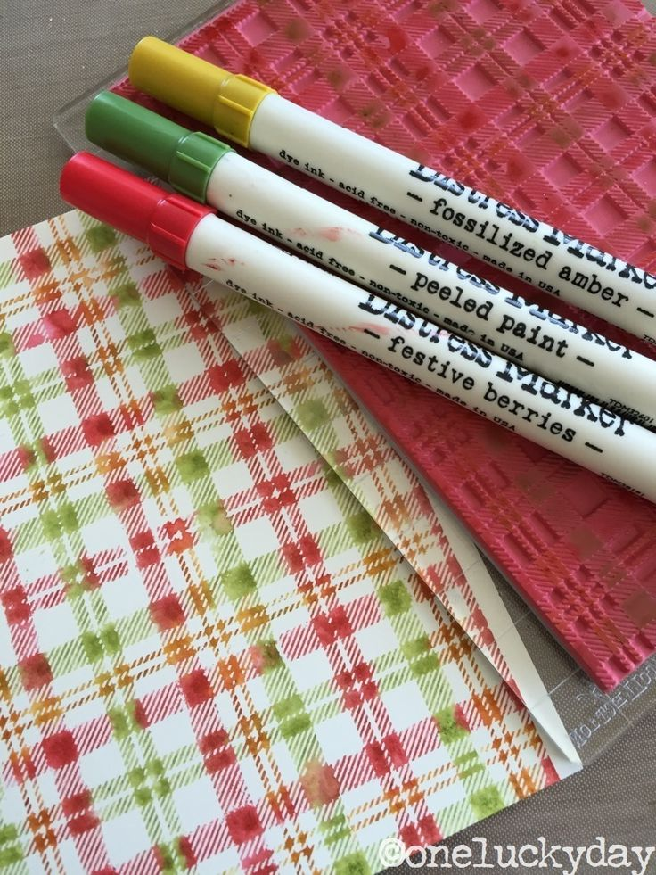 One lucky day make a multi color pattern using 3 colors - Lucky color of the day ...