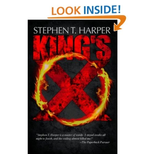 King's X: Stephen T. Harper