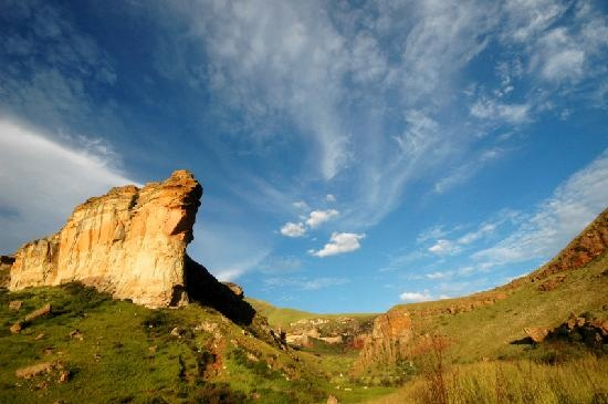 golden gate - south africa...