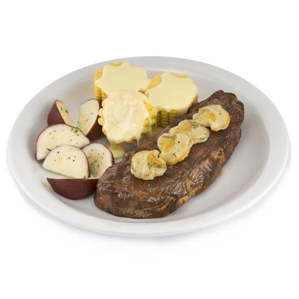 Dinner Plate - Ny Strip Steak